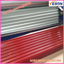 PPGLcoated galvanized corrugated sheet