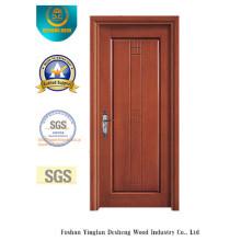 Modernes Design-wasserdichte MDF-Tür für Raum mit festem Holz (xcl-031)