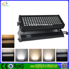 DMX 108x3W RGB führte Innenwand-Unterlegscheibe Licht für Gebäude Beleuchtung