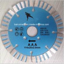 Lame de scie circulaire d'asphalte de 350mm pour la lame de coupe de diamant d'asphalte