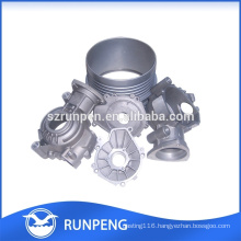 OEM High Quality Aluminium Die Casting Used Motor Spare Parts