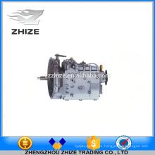 Partes de autobús Yutong Kinglong Higer S5-70 Cinco engranajes Transmisión mecánica de tipo síncrono