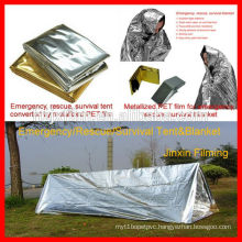 emerg blanket mylar