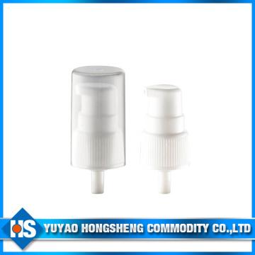 White Plastic Dispense Cream Pump