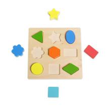 Holzform Block Puzzle für Kinder und Kinder