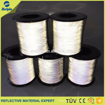 High Visible Reflective thread yarn for webbing