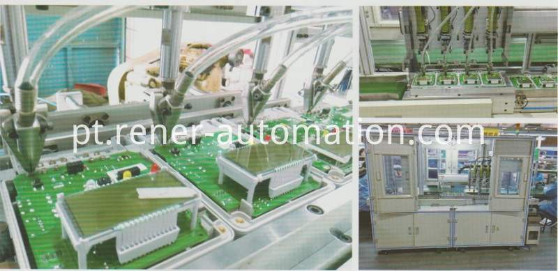 Automatic Screw Driving Machine F