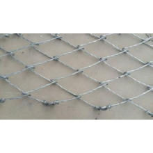 Spider Shaped Slope Schutz Netting