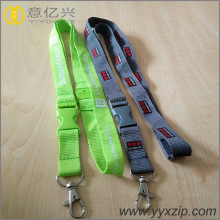 Personalized nylon keychain dhl children lanyard size
