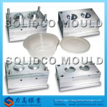 Food grade plastic bowl mould