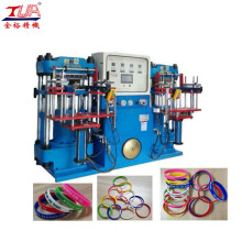Bolso de silicona multicolor y máquina para fabricar bolsos