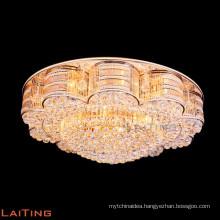 Ceiling light luxury new crystal ceiling lamp fancy chandelier led