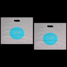 Die Cut Handle PE Plastic Bag