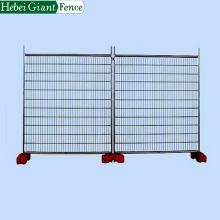 Galvanized PVC Coated Temporary Fence For Australia