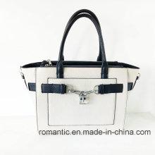 Klassische Mode Design Lady PU Schlange Handtaschen (NMDK-052503)