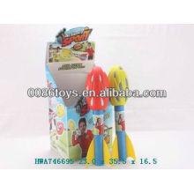 Поп-ракета, эва-ракета, эва-игрушки, игрушечная ракета