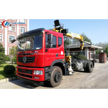 2019 Dongfeng T5 Truck Mounted 8Tons Hydraulic Crane