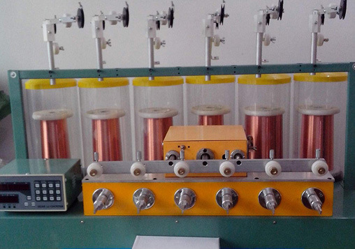 Production of 2386310000 / 2386370000 / 2386350000 AEB Type Injectors Rail Electromagnetic Coils