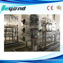 Máquina do filtro de água mineral com o filtro ultra da fibra oca