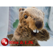 Esquilo juguetes boneca burro personalizado corte de brinquedo de pelúcia