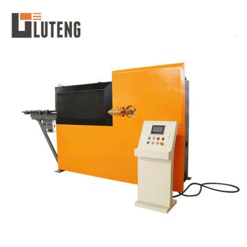 Автоматическая стальная проволочная гибочная машина арматурного стержня