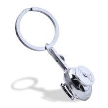 Beautiful Style Zinc Alloy Personalized Metal Key Chain