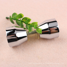 Messing Material Schiebetür Duschtürgriff Knopf für Duschtür