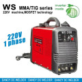 WS TIG/MMA portable inverter welding machine WS-200