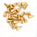 Precision Precision Brass CNC Machining Turned Parts