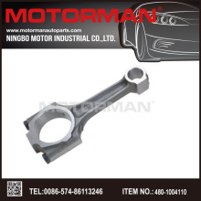 Forged Connecting rod for CHERY SQR480 car OEM:480-1004110