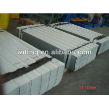 pre-painted corrugated steel wall sheet