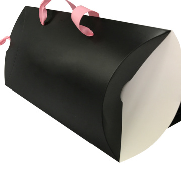 Recyclable Feature Luxury Hair Pillow Box