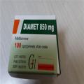 Metformin-Tabletten 850 Mg
