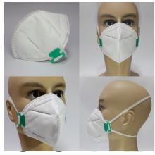 Одноразовая защитная маска KN95