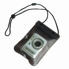Unterwasser-Sport-Zip-Verschluss-Digitalkamera-wasserdichter Lanyard-Beutel (YKY7208)