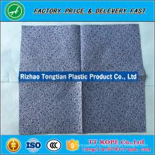 absorbant l'huile non tissé serviette / industriel absorbant l'huile spunlace woodpulp cellulose non-tissé