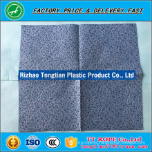 absorbing oil non woven towel / industrial oil absorbent spunlace woodpulp cellulose nonwoven
