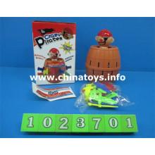 Presente promocional de plástico Toy Pirate Set (1023701)