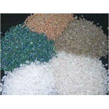 Virgen o reciclado HDPE Resina / HDPE Materia prima / HDPE Gránulo