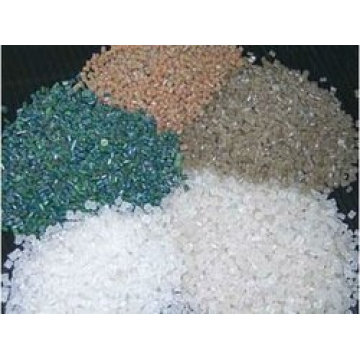 Matériau vierge ou recyclé HDPE résine / HDPE / Granule HDPE