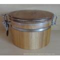 Bamboo Canister/Bamboo Jar/Seal Pot