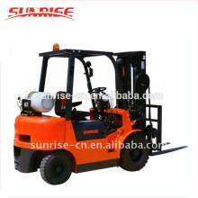 Neue Serie 2,5 Tonnen, 3 Tonnen, CE LPG Gabelstapler mit günstigen Preis