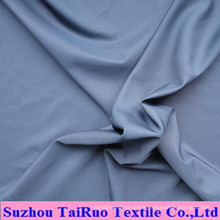 Waterproof Coated Microfiber Polyester Pongee Fabric with Stock