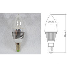 Lampe à LED (BC-LW4-3W-LED)