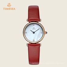 Мода из нержавеющей стали горячая распродажа часы для дамы 71126