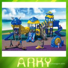 2014 Hot Children Outdoor Playground, Amusement Park Equipment