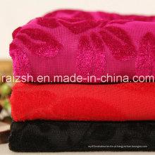 Jacquard Velvet Tecido Capa de Assento 75D Inverno Acessórios Tecido