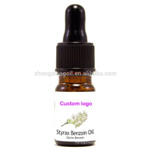 Styrax Benzoin Essential Oil OEM Wholesale Bulk Maker