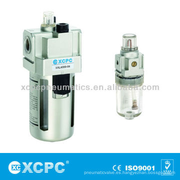 Serie XAL lubricador aire fuente tratamiento unidades (tipo SMC)