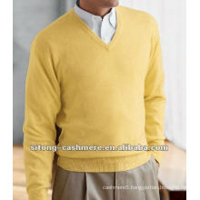 100% pure cashmere sweater for men